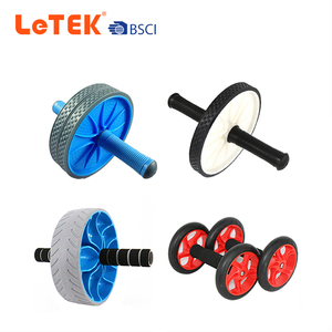 Core Exercise Anti-skid Roller Wheel