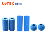 Weightlifting Protector Silicone Barbell Grips