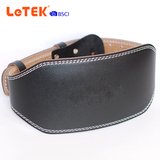 Cowhide Leather Weight Lifting Belt